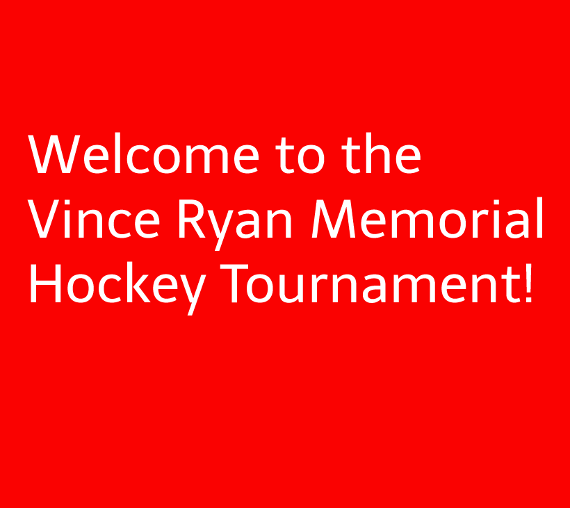 Welcome Vince Ryan