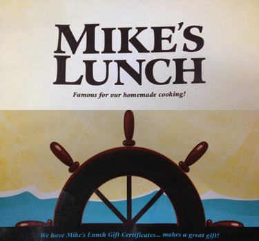 Mike's Lunch